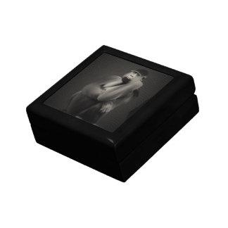 Gorilla Art Decor Keepsake Box