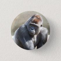 Gorilla Badge Button