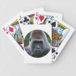 """Gorilla"" Bicycle Playing Cards"