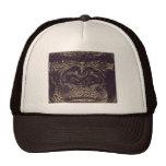 Gorilla, Close Up Face (gfaceacc) Hats