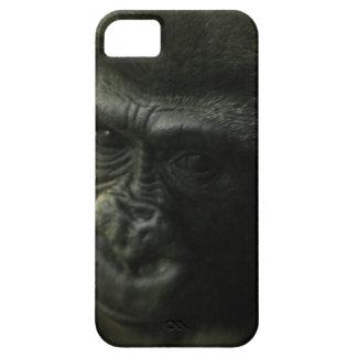 Gorilla Closeup.png iPhone SE/5/5s Case