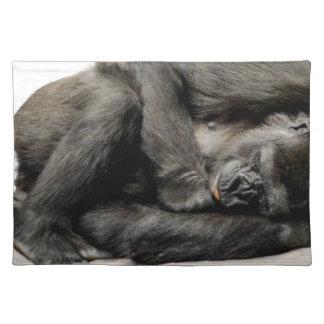 Gorilla Cloth Placemat