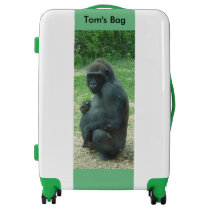 Gorilla Custom Suitcase Luggage