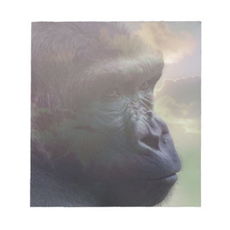 Gorilla, Daydream Memo Pads