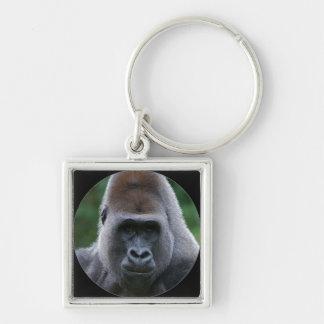 """Gorilla"" design jewelry set Key Chain"