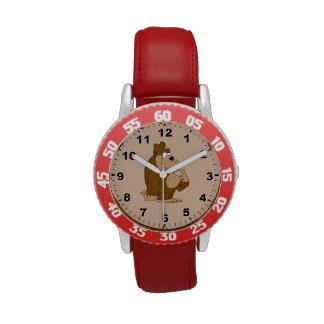 Gorilla design wrist watches