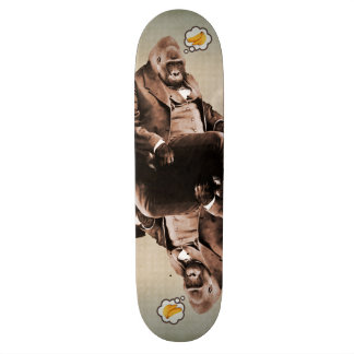 Gorilla Dreams Skateboard Deck