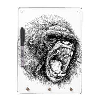 Gorilla Dry-Erase Board