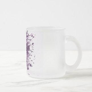 Gorilla Frosted Glass Coffee Mug