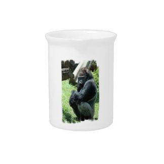Gorilla Glare Pitcher