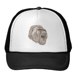 gorilla mesh hats