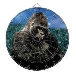Gorilla in the meadow dartboards