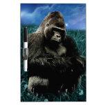 Gorilla in the meadow dry erase boards