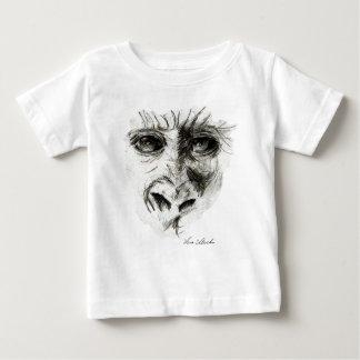 Gorilla in the Mist Baby T-Shirt