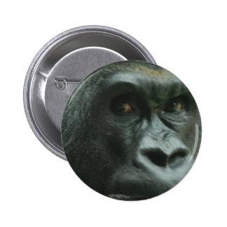 Gorilla in the Mist  Button
