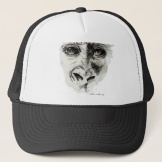 Gorilla in the Mist Trucker Hat