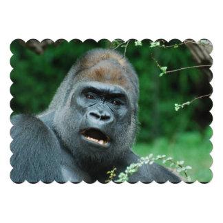 Gorilla Custom Announcements
