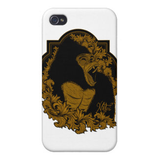 Gorilla Cover For iPhone 4