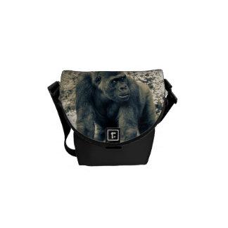Gorilla.jpg Courier Bags