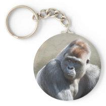 Gorilla Key Ring Keychain
