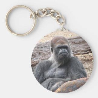 gorilla keychain