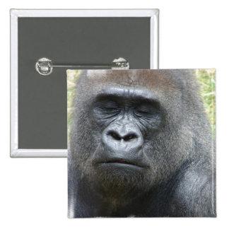 Gorilla Look Pin