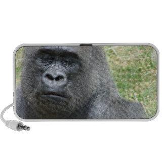 Gorilla Look Portable Speakers