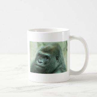 Gorilla Looking at You Coffee Mug