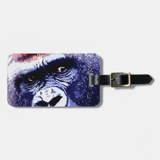 Gorilla Luggage Tags