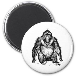 Gorilla Fridge Magnet