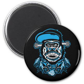 Gorilla Man Refrigerator Magnet