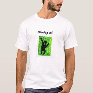 Gorilla Monkey Funny Animal Art T-Shirt