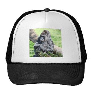 Gorilla Monkey Trucker Hat