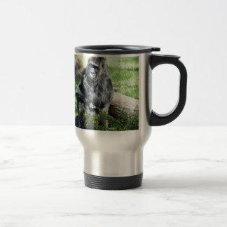 Gorilla Monkey Coffee Mugs