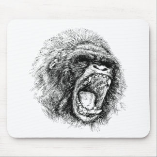Gorilla Mouse Pad