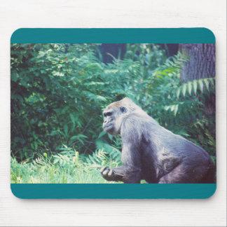 Gorilla Mug Silverback Gorilla Mouse Pad