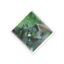 Gorilla Napkin