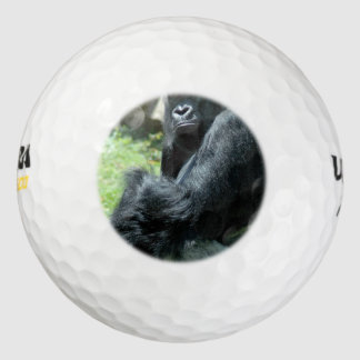 Gorilla Pack Of Golf Balls