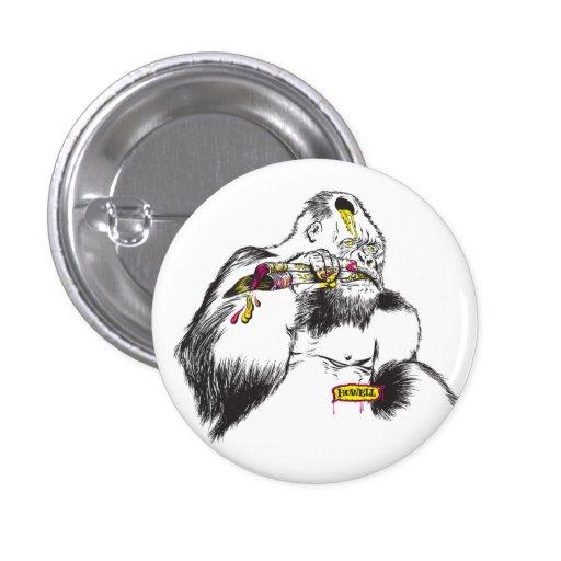 Gorilla Paint Buttons