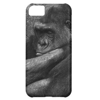 Gorilla Photo iPhone 5C Cases