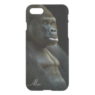 Gorilla Photo iPhone 8/7 Case