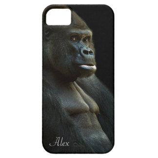 Gorilla Photo iPhone SE/5/5s Case