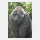 Gorilla Photo Towel