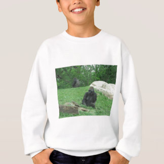Gorilla pic sweatshirt