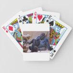 Gorilla Poker Deck