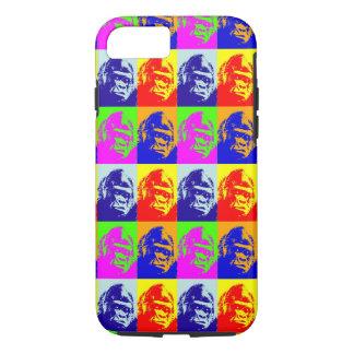 Gorilla Pop Art iPhone 7 Case