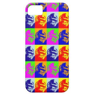Gorilla Pop Art iPhone SE/5/5s Case