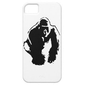 Gorilla Pop Art iPhone SE/5/5s Case