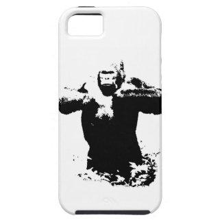 Gorilla Pop Art Tough iPhone 5/5S Case