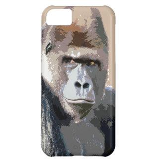 Gorilla Portrait Case For iPhone 5C